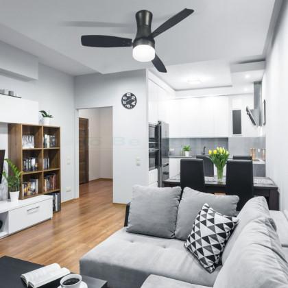 Ventilateur de Plafond LED Diabol CCT sélectionnable 65W