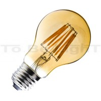 Ampoule LED Filament Gold