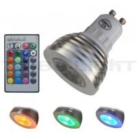 Spot LED RVB