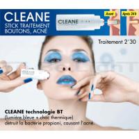 CLEANE®  : traitement de l acné