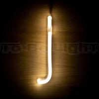 Lettre J Néon LED