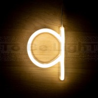 Lettre Q Néon LED