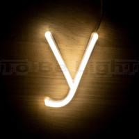 Lettre Y Néon LED