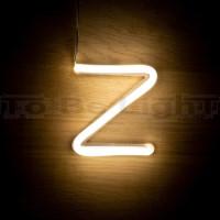 Lettre Z Néon LED