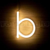 Lettre B Néon LED