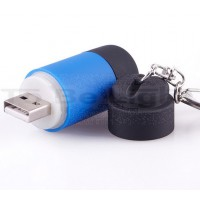 Mini torche LED USB