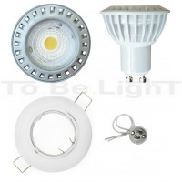 SPOT LED TOBELIGHT GU10 6W