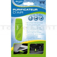 PURIFICATEUR D AIR - IONISEUR USB