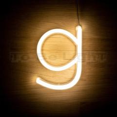 Lettre G Néon LED