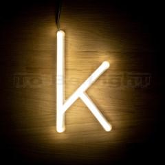 Lettre K Néon LED