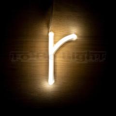 Lettre R Néon LED