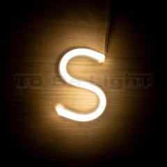 Lettre S Néon LED