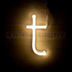 Lettre T Néon LED
