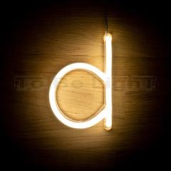 Lettre D Néon LED