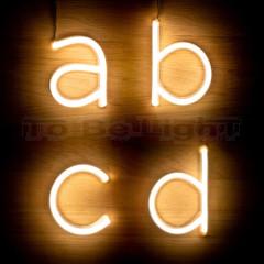 Lettres Néon LED - Lettres de A à Z