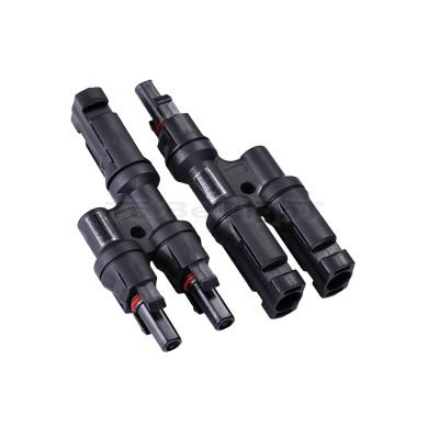 Connecteur MultiContact MC4 2/1 Câble 4-6mm2