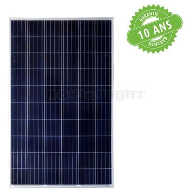 Panneau Solaire Photovoltaïque Polycristallin Classe A  275W