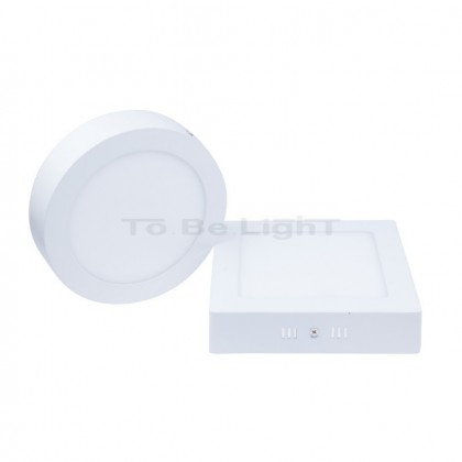 Plafonnier Surface LED 18W / 22,5CM