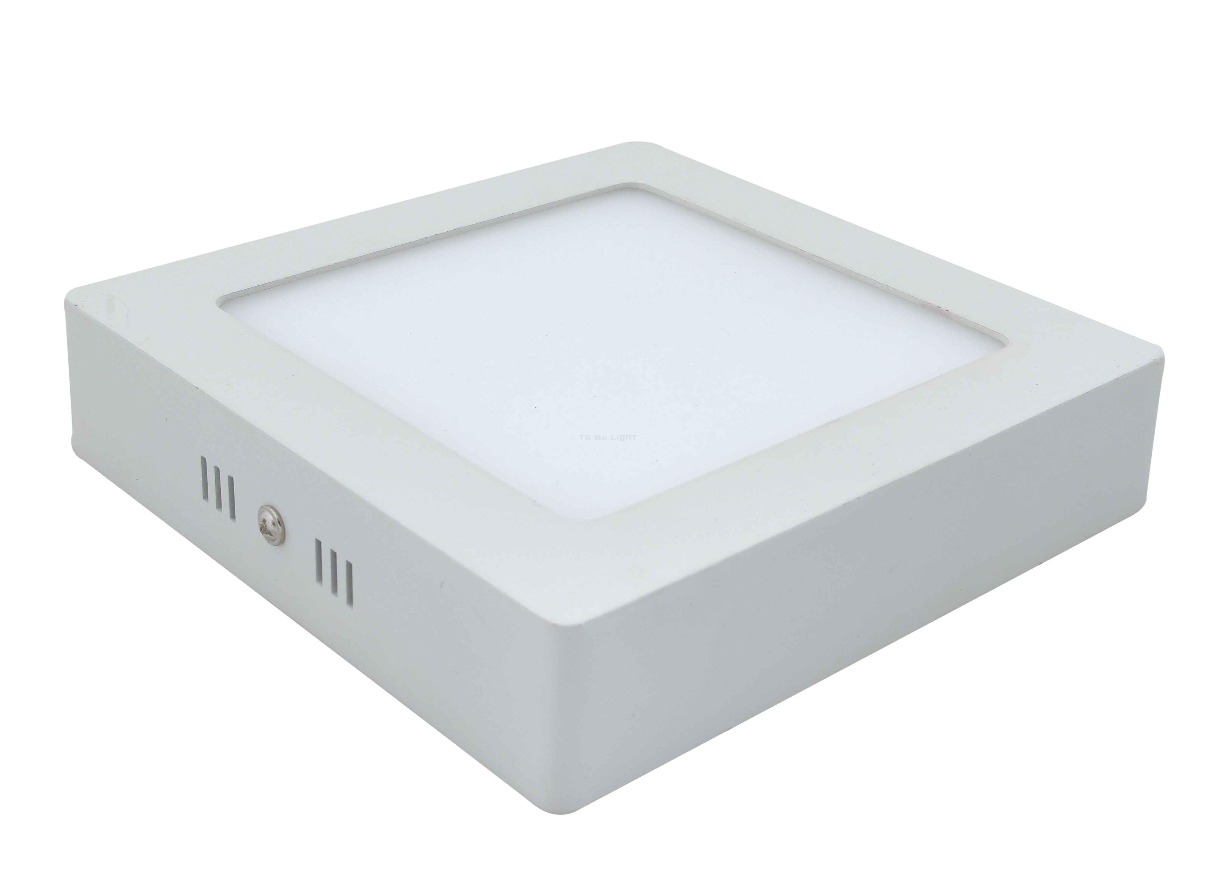 Plafonnier surface led cm rond carré w Éclairage led