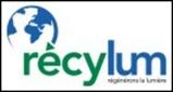 Recylum : collecte et le recyclage  des lampes usagées